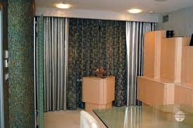 curtains to cover walls charming covering a wall with curtains decorating with metal mesh shimmer screen