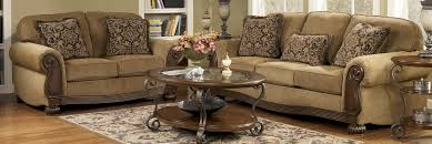 Living Room Set Ashley Furniture Buy Ashley Furniture 6850038 6850035 Set Lynnwood Amber Living