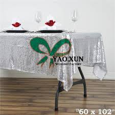 good looking rectangular sequin table cloth wedding tablecloth 60 inch round tablecloth teal tablecloth from yaoxun5825 60 46 dhgate com
