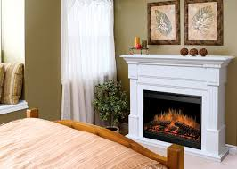Charming Fireplace Bedroom Electric