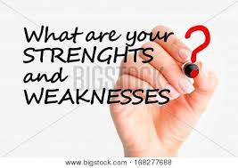 what is your weakness interview question what your strengths image photo free trial bigstock