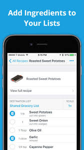 Shopping List Price Calculator Anylist On The App Store