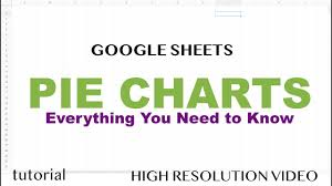 Google Sheets Charts Tutorial Google Sheets Pie Chart Comprehensive Tutorial