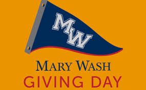 Giving Day Mary Wash Giving Day Is March 19 Giving To Mary Washington