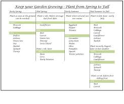 Vegetable Sunlight Requirement Chart Planning Your Vegetable Garden Vegetable Gardening Information