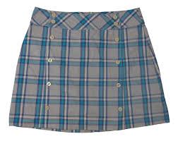 Details About Lady Hagen Nwt Womens Purple Plaid Morley Golf Skort Size 6