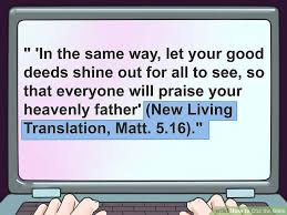 How To Quote The Bible Cool 48 Ways To Cite The Bible WikiHow