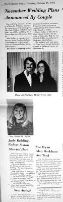 engagement wedding and anniversary announcements from the 1973 10 25 pg16 jpg