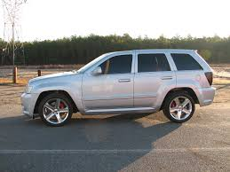 2006 jeep gc srt8 silver - Google Search | 06 Jeep Grand Cherokee ...