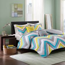 bedding grey and white king forter teal and gray bedding sets