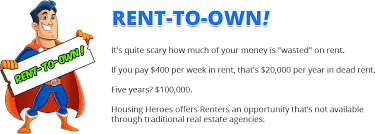 Rent To Own - Housing Heroes
