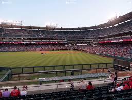 Angel Stadium Of Anaheim Section 258 Seat Views Seatgeek