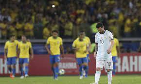 أهداف مباراة البرازيل والأرجنتين 2 - 0 نصف نهائي كوبا أمريكا - فيديو  Dailymotion