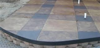 stained concrete patio gray. Stained Patio Concrete Patios John\u0027s Cement Milford, Gray