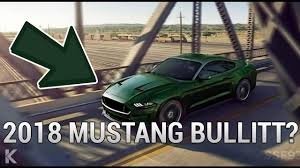 2018 ford mustang bullitt. modren bullitt 2018 mustang bullitt reveal throughout ford mustang bullitt