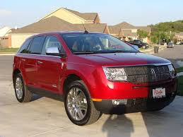 warmleather 2007 Lincoln MKX Specs, Photos, Modification Info at ...