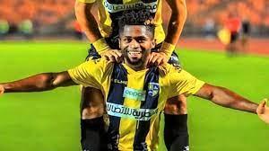 لويس إدوارد لاعب المقاولون العرب يصل القاهرة غدًا