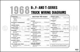 ford f wiring diagram automatic image 1968 ford pickup and truck wiring diagram f100 f250 f350 f500 f600 on 1968 ford f100