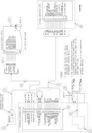 tp 821558 001a vat 23gx installation guide figure 6 5 wiring diagram overhead customer unit to upsend operator unit