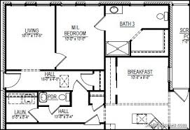 House Plans With Inlaw Suite  Cottage House PlansIn Law Suite Plans