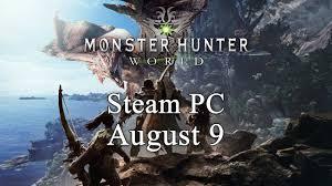 <b>Monster Hunter</b>: <b>World</b> - PC Trailer - YouTube