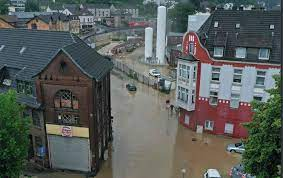 فيضانات ألمانيا تخلف 81 قتيلاً