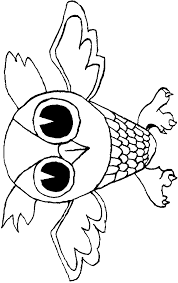 Owl Coloring Page Animals Town Animals Color Sheet Owl Free