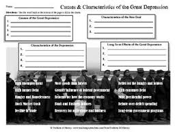 sample college cause and effect of the great depression essay the crash of the stock market in 1929 did not cause the great depression some common eating disorders are anorexia nervosa bulimia nervosa and compulsive