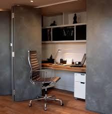 solid oak hidden home. Conran Solid Oak Hidden Home Office. Desks For Small Es Computer  Desk Cabinets