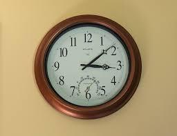 acurite clock 7