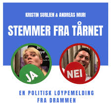 Stemmer fra tårnet - en politisk løypemelding fra Drammen