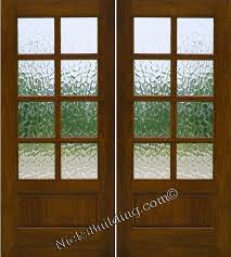 nice glass double door exterior with exterior double doors solid mahogany wood double doors