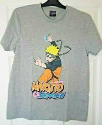 Primark Size Chart Primark Mens Boys Naruto Shippuden Anime Japanese Manga Comics T Shirt Top New Uk 2019 From Teepublic Gbp 12 70 Dhgate Uk