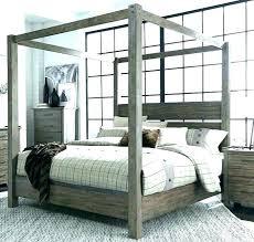 white canopy bed frame – magicmarketingagency.co