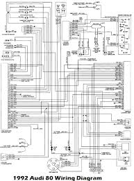 audi 80 engine wiring diagram audi wiring diagrams