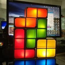 new diy tetris puzzle light stackable led desk lamp regarding attractive residence tetris stackable led desk lamp plan