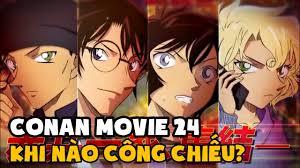 Download Conan Movie 24 Khi Nào Công Chiếu - Sự Kết Hợp Của Conan Và Akai -  Phân Tíc - Daily Movies Hub