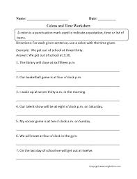 Time Worksheet Oclock Quarter And Half Past Free Printable ...