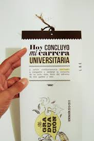 Invitacion Para Graduacion Universitaria Zaxa Tk