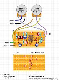 guitar fx layouts maestro mfz 1 audio guitar and guitar fx layouts maestro mfz 1