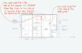 Drawing must be clear, neat and legible in order to a point is actually represented on the drawing by a crisscross at its exact location. What Different Line Types In Architecture Design Drawings Mean Board Vellum