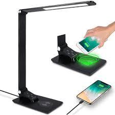 Bình luận Đèn led tích hơp sạc không dây ,bảo vệ mắt dùng để bàn làm việc , bàn  học , phòng ngủ ...