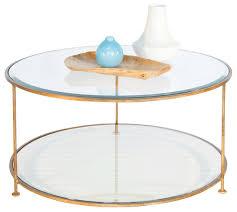 traditional amazing round glasetal coffee table handmade wonderful premium slate laminate fragile material high