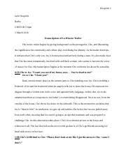comp lit midterm essay outlines consider the appearance of  9 pages analysis of la mission film