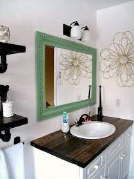 Beauty On A Budget 6 Chic And Cheap Diy Bathroom Vanity Plans Houseminds
