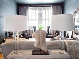Living Room Furniture For Apartments apartment makeover mixes masculine with feminine design hgtv 2559 by uwakikaiketsu.us
