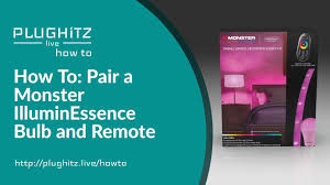 Monster Illuminessence Small Space Led Mood Light Kit How To Pair A Monster Illuminessence Light And Remote Plughitz Live How To