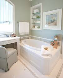 view in gallery practical built in storage shelves in the bathroom for