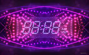 Digital Clock Wallpapers - Top Free ...