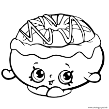 Cute Coloring Pages For Girls 7 To 8 Shopkins Season The Color Jinni